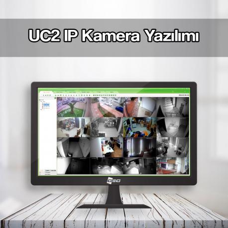 UC2 - IP Kamera Yazılımı 32bit & 64Bit