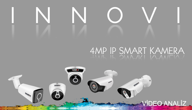 4mp Smart IP kameralar